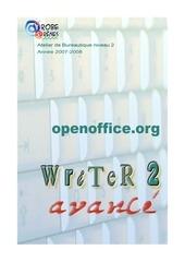Fichier PDF writer2 avance