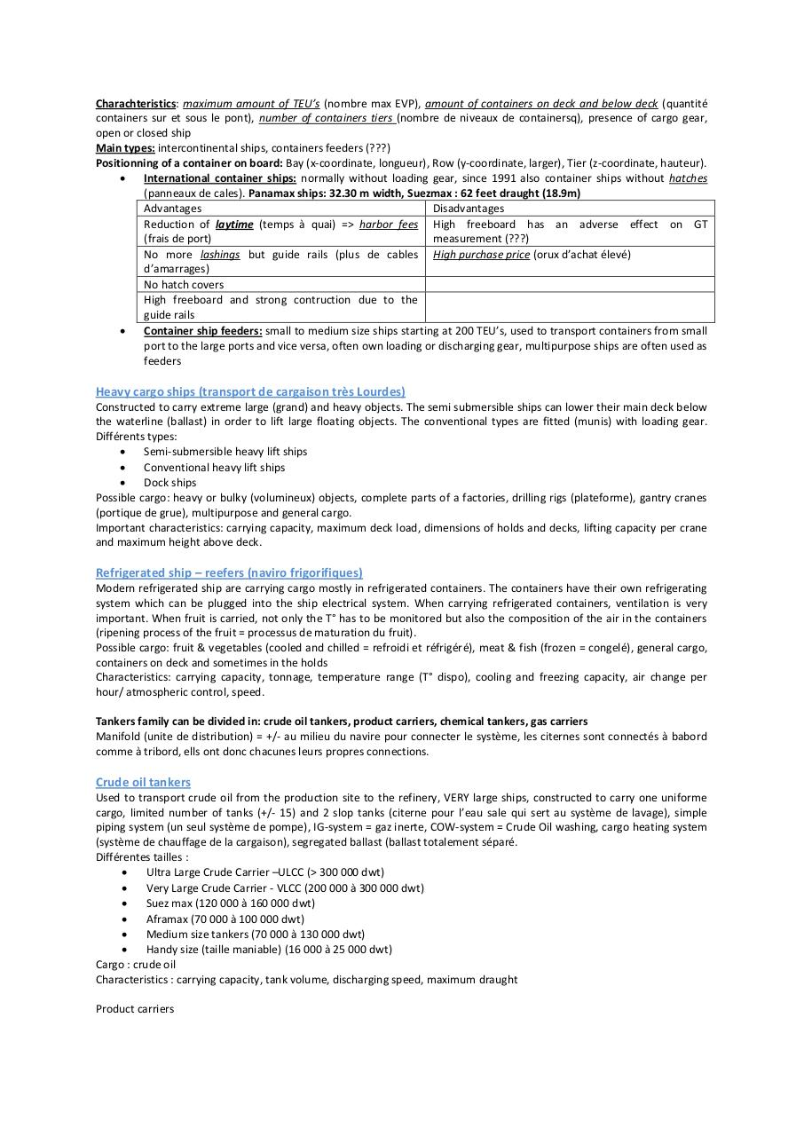 Chapitre 1 Ships types par Utilisateur - Fichier PDF
