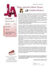 lettre ja jan2012