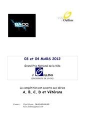 plaquette gp oullins 2012