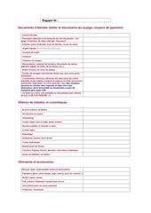 Fichier PDF vacances bagages
