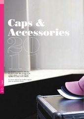 caps et accessories