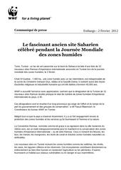 Fichier PDF communique de presse wwf zhumides 2fev2012