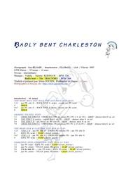 badly bent charleston