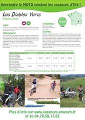 fiche moto 2012