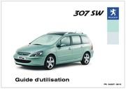 Fichier PDF guide utilisation peugeot 307 sw 2004 phase 1