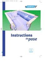 instruction de pose liner arme