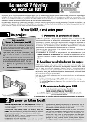 tract election iut