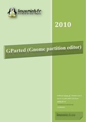 gparted gnome partition editor
