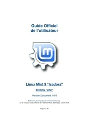 guide linux mint kde debutants
