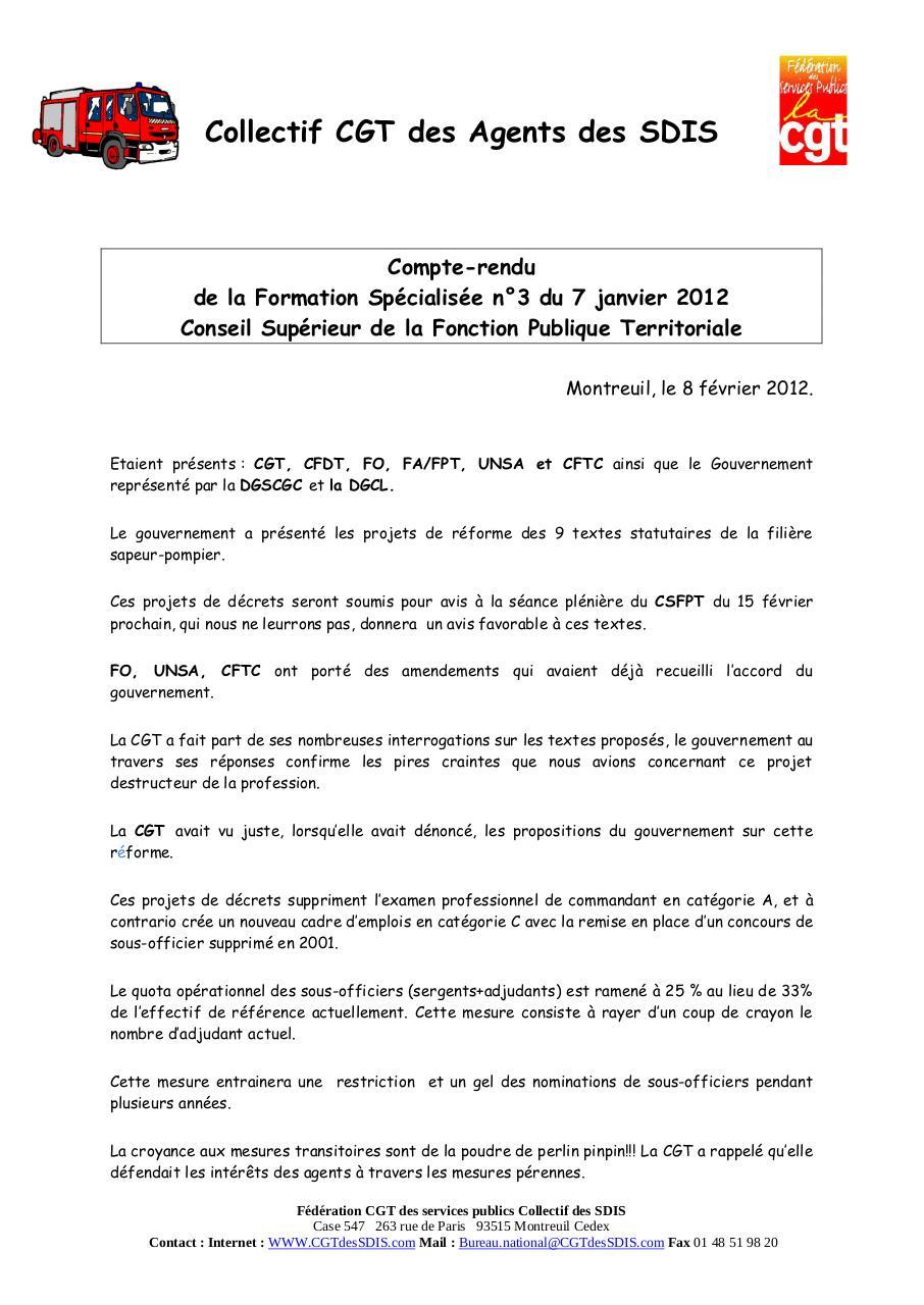 foto de Communique FS 3 - Fichier PDF