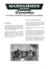 w40k dynamics 1