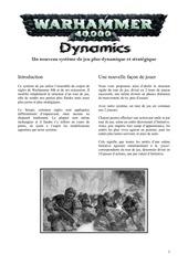 w40k dynamics 2