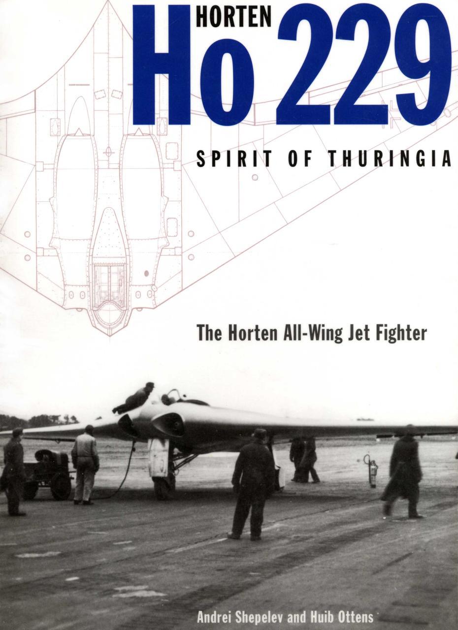 Horten Ho 229 Spirit of Thuringia - Fichier PDF