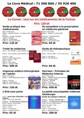 Fichier PDF catalogue pour generalistes