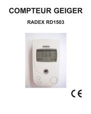 compteur geiger radex rd1503 1