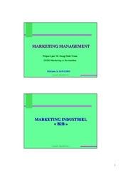 marketing management 06