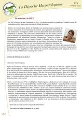depeche herpetologique n 1 fevrier 2012