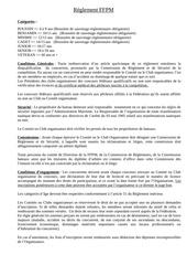 Fichier PDF reglement ffpm
