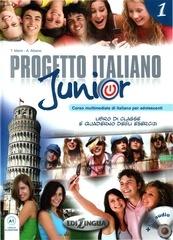 progetto italiano junior volume i