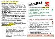 tract cgt nao 2012