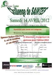 Fichier PDF challenge 2012 benjamins