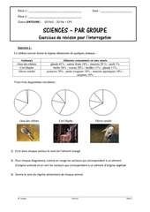 exercices de revision pour l interrogation