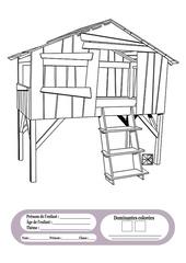 Fichier PDF gabarit de la cabane protec