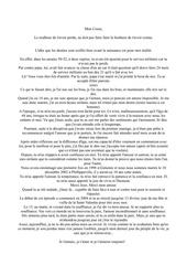 Fichier PDF texte jean