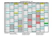 calendrier 2011 2012