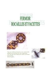 Fichier PDF fermoir perles et facettes