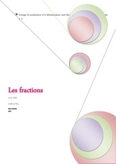 les fractions intro