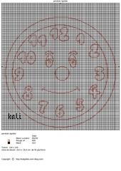 Fichier PDF pendule rigolote