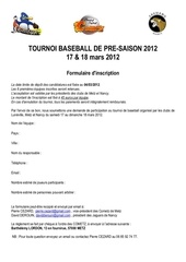 inscription reglement tournoi17 18