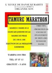 marathon ecole de danse 2012 bis