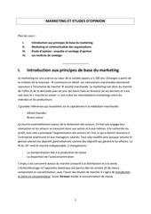 Fichier PDF marketing et etudes d opinion