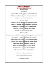 menu groupes 2012