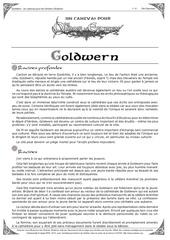canevas goldwern par deorman