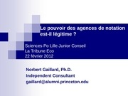 gaillard sciences po lille 22 f vrier 2012