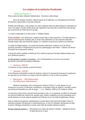 naissance de la medecine occidentale pdf