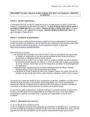 Fichier PDF reglement du jeu election de miss et mister egc 2012 sur facebook