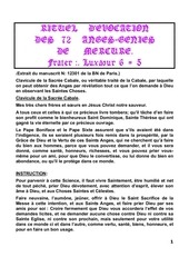 Fichier PDF occultisme 72 anges kabbale elus cohen