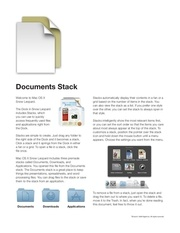 Fichier PDF about stacks