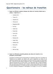 questionnaire application partie n 2