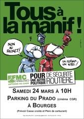 affiche manif 24 mars ffmc
