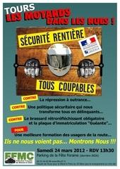 affiche manif 24 mars