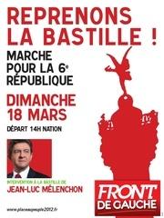 bastille 18 mars