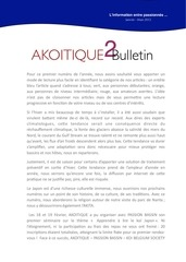 bulletin akoitique 2 trim 1 2012