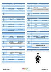 calendrier departemental de seine et marne 2012