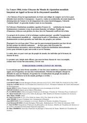 Fichier PDF appel des 13
